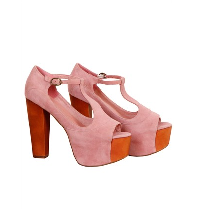 7dfe8b7582f I love these ultra retro Foxy Wood platforms by LA designer Jeffery  Campbell. They really capture this season s playful streak and are a  perfect match for ...