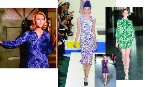 SS12 Housewife Trend: Samantha Bewitched